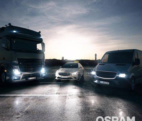 OSRAM fabricante mundial de iluminação.