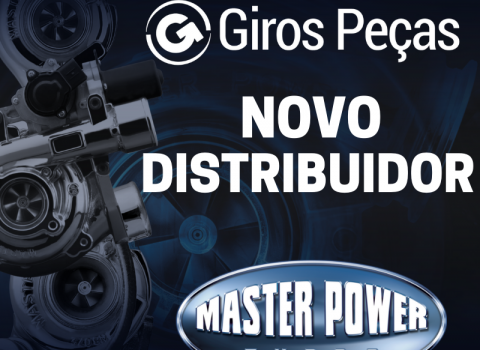 Somos Distribuidor Master Power !!!