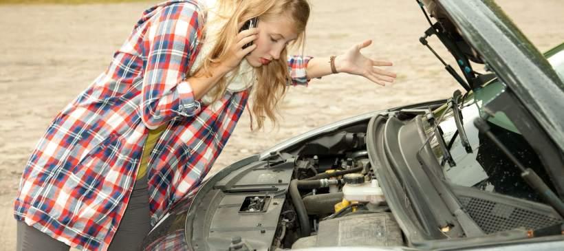Saiba como reconhecer os sinais de que o motor está com problemas